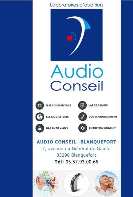Audio Conseil
