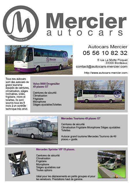Mercier Autocars