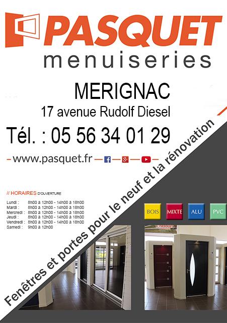 Menuiserie Pasquet