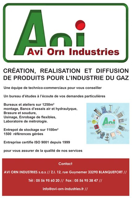 Avi Orn Industries